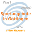 Logo Sportangebote in Göttingen
